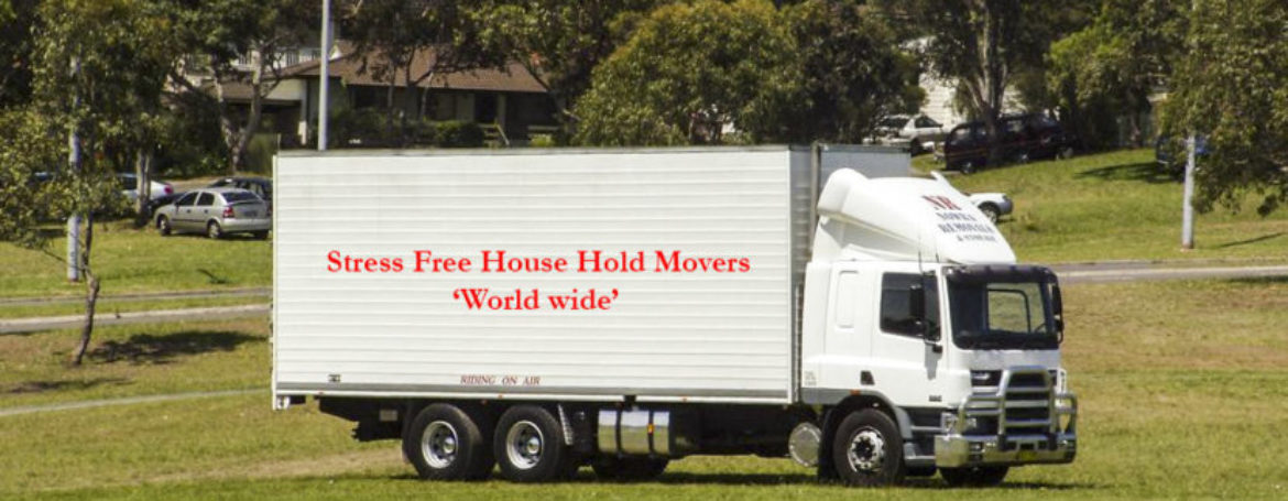 South African National Movers